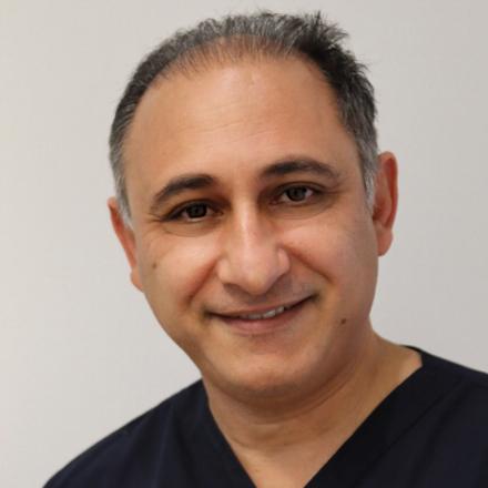 Dr. Sina Mosharraf photo